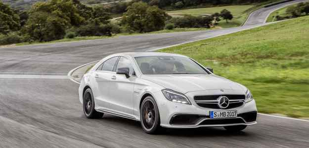 Vers�o 63 AMG vem equipada com propulsor mais potente da gama, o 5.5 V8 biturbo  (Daimler AG - Global Communicatio)