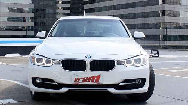 BMW 320i ActiveFlex - Tomando �lcool sem perder a compostura