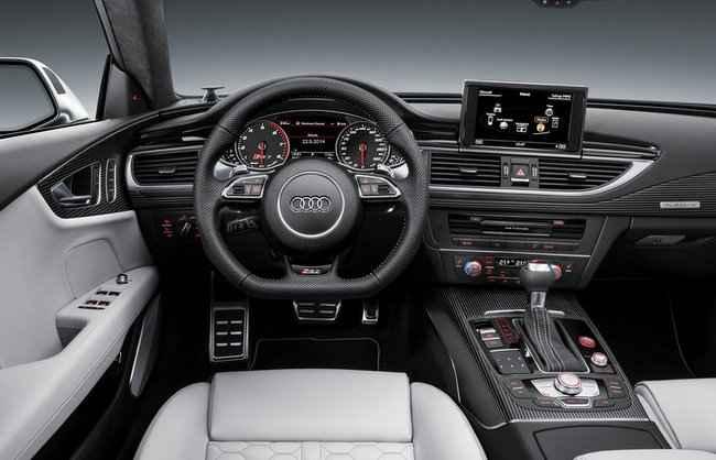 O interior mistura requinte e esportividade (Audi/divulga��o)