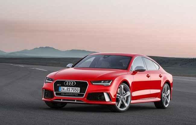 O carro � o segundo mais caro da marca no pa�s e custa R$ 589.360 (Audi/divulga��o)