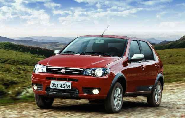 Palio foi o carro mais vendido em junho, mas no geral, ainda aparece na segunda posi��o (Studio Cerri/Divulga��o)