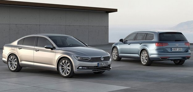 Passat traz  far�is e lanternas com LEDs, cluster digital e