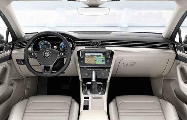 Espa�o interno foi ampliado  - Volkswagen/divulgacao