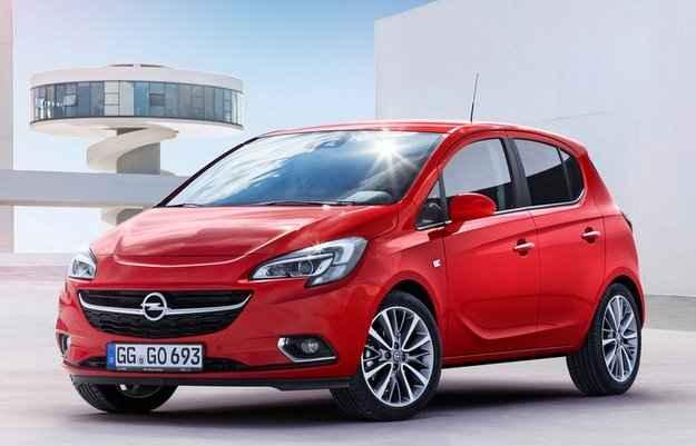 Visual do Corsa também sofreu alterações - Opel/ divulgacao