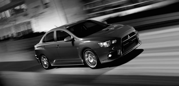 Carro é movido pelo mesmo motor 2.0 turbo de quatro cilindros - Mitsubishi/divulgacao