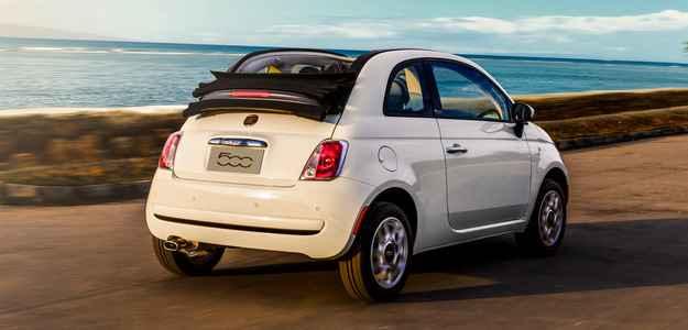 Através de comandos elétricos é possível acionar uma das três opções do vão de abertura - Fiat/divulgacao