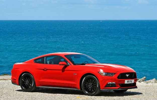 Mustang deve marcar presen�a no Sal�o do Autom�vel de S�o Paulo - Divulga��o