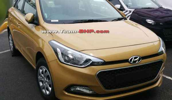Hyundai i20 j� foi flagado sem disfarces (Team BHP/Divulga��o)