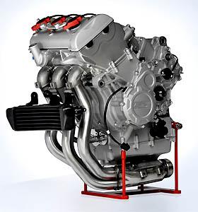 O motor tem três cilindros em linha e desenvolve 125cv -