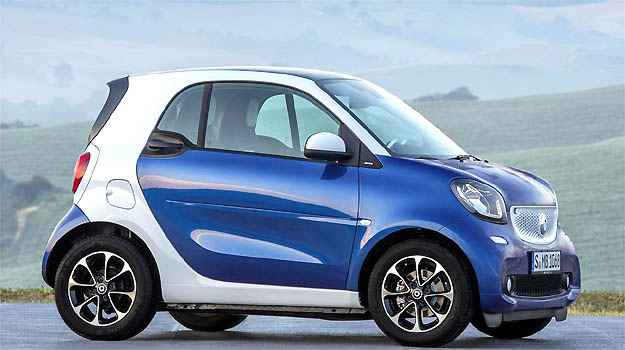 Smart Fortwo -