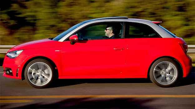 Quem quiser um A1 duas portas terá de recorrer ao mercado de usados - Audi/Divulgação