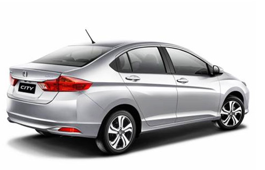 Modelos EX e EXL trazem o câmbio automático CVT - Honda/Divulgação
