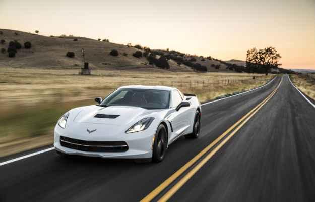 Presen�a de luxo: Chevrolet confirma o Corvette no Sal�o de S�o Paulo