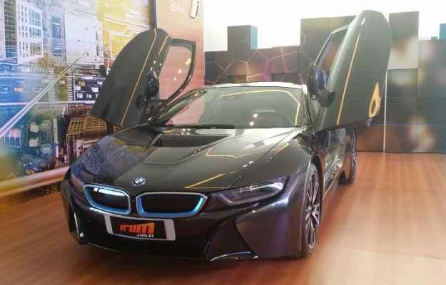 BMW lan�a o i8 no Brasil por R$ 799.950