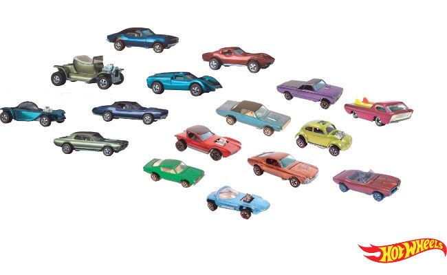 Sal�o do Autom�vel de S�o Paulo ter� estande exclusivo da Hot Wheels