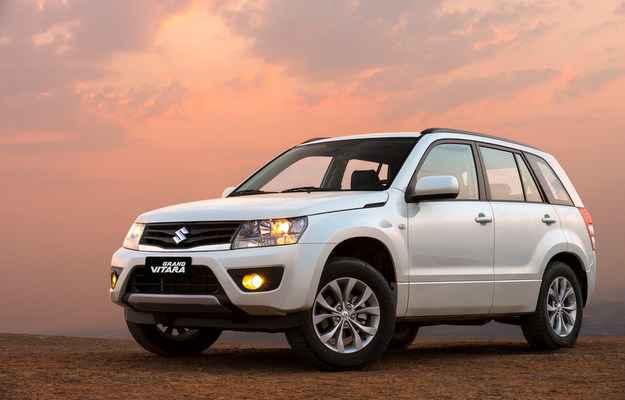 Suzuki Grand Vitara 2015 chega com novas vers�es a partir de R$ 78,4 mil
