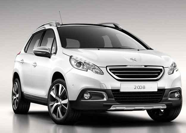 Peugeot apresenta o 2008 no Sal�o do Autom�vel de S�o Paulo