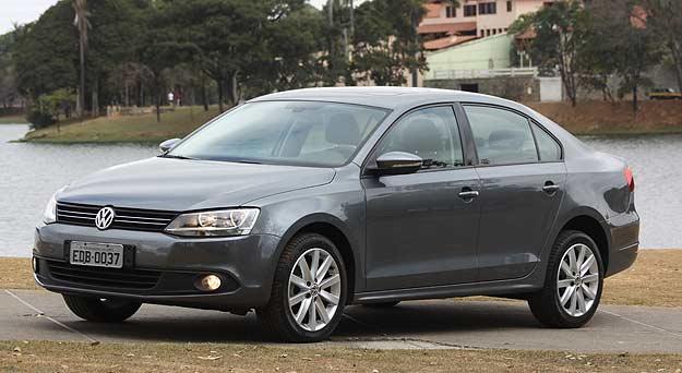 Volkswagen anuncia recall de 32 mil unidades do Jetta no Brasil