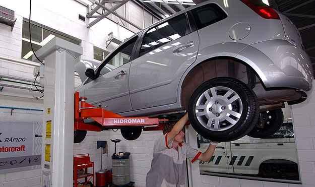 Oficinas autorizadas perdem clientela ap�s o fim da garantia do carro