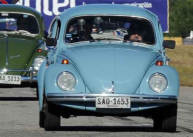 Presidente Mujica diz que jamais vender� fusquinha azul