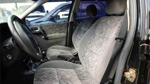 Vectra 2002 Interior Vectra 2002 Ostenta Interior