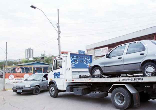 Justi�a pro�be cobran�a de taxa de reboque e estadia de carro apreendido em BH