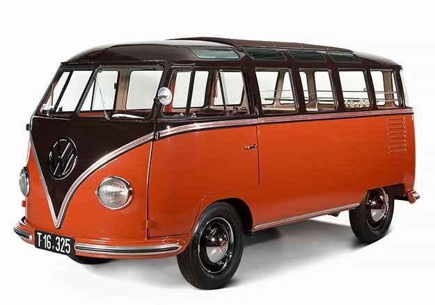 Volkswagen Kombi � vendida por mais de meio milh�o de reais na Europa