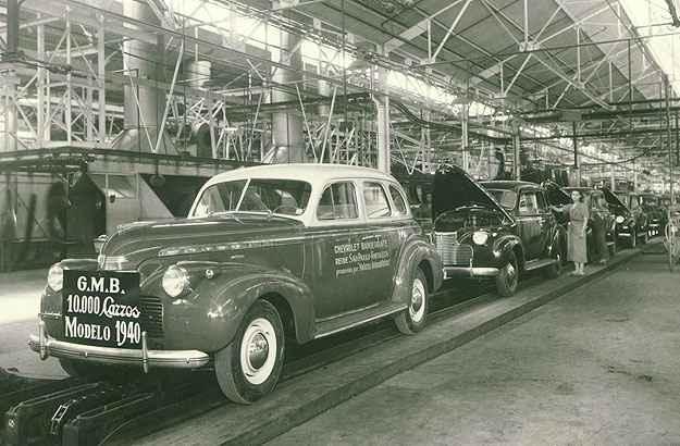 General Motors completa 90 anos de atividades no Brasil