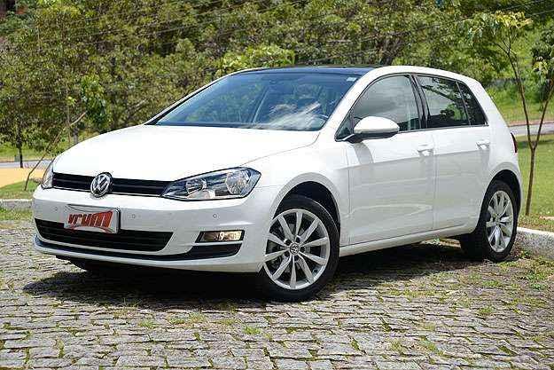 Volkswagen Golf 1.4 TSI manual é o carro para quem gosta de tradição