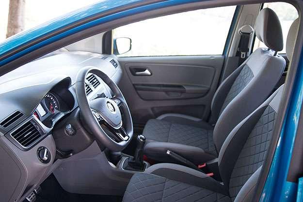 Posição de dirigir é elevada - Thiago Ventura/EM/D.A Press