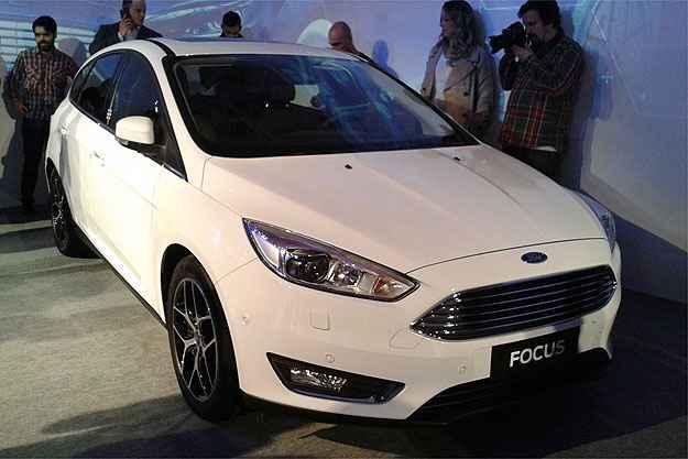 Ford confirma Focus reestlizado para o segundo semestre no Brasil