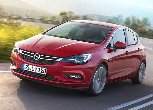 General Motors lan�a nova gera��o do Astra na Europa