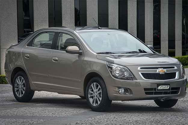 Chevrolet lan�a s�rie especial Cobalt Graphite por R$ 61,1 mil