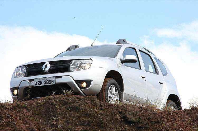 Renault Duster Dynamique 1.6 16V mantém a receita no segmento dos SUV