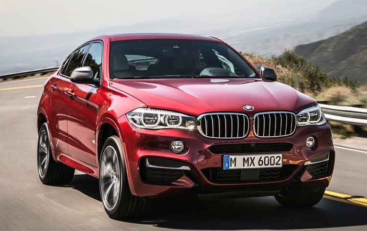 BMW oferece novas vers�es do X6 no Brasil a partir de R$ 375 mil