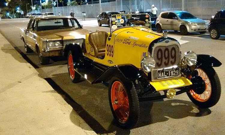 Clube de carros antigos recorre � Assembleia para regularizar encontro em BH