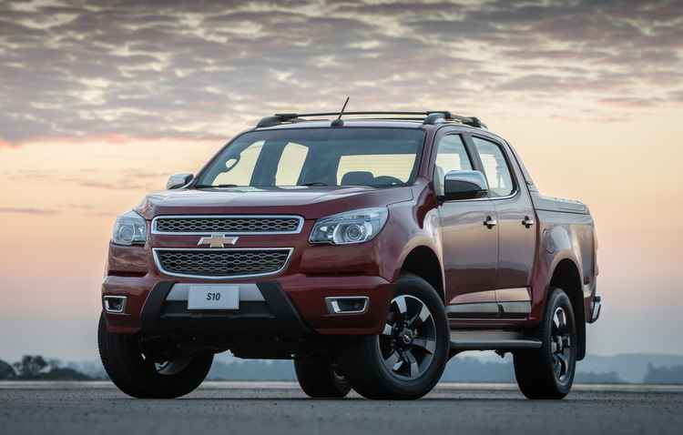 Chevrolet lan�a vers�o top de linha S10  High Country por R$ 163,8 mil
