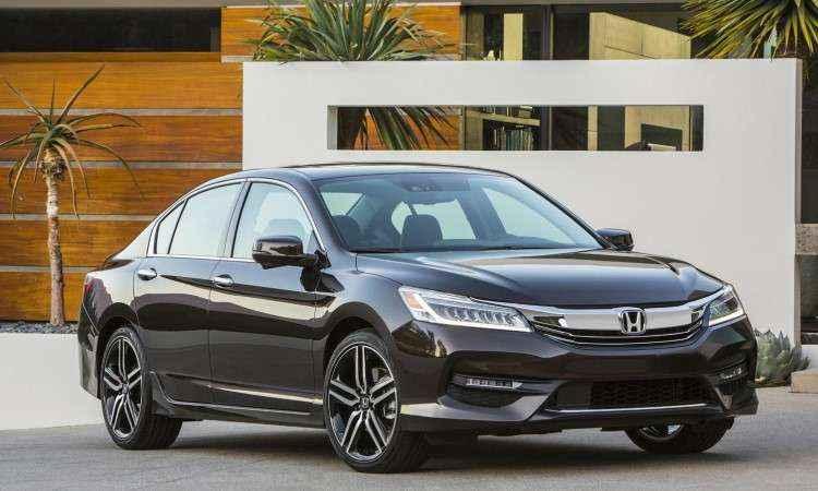 Honda Accord � reestilizado nos Estados Unidos e pode chegar ao Brasil ainda este ano