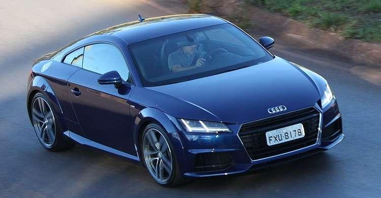 TESTE: Audi TT Coupé 2.0 TFSI é um brinquedo de gente grande