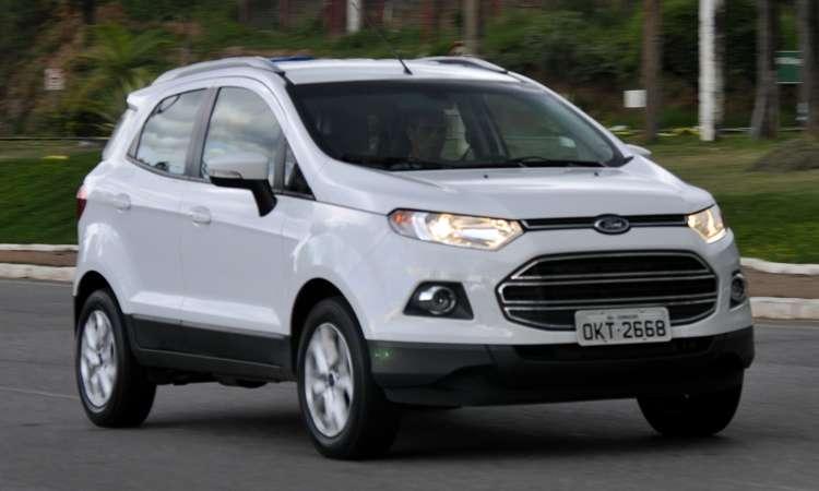 Ford convoca propriet�rios de New Fiesta, EcoSport e Fusion para recall