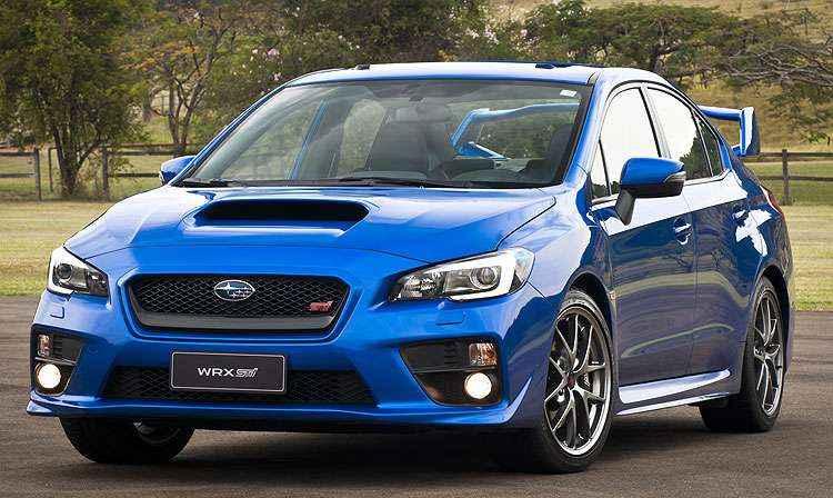 Subaru lan�a WRX e WRX STI no Brasil a partir de R$ 147,9 mil
