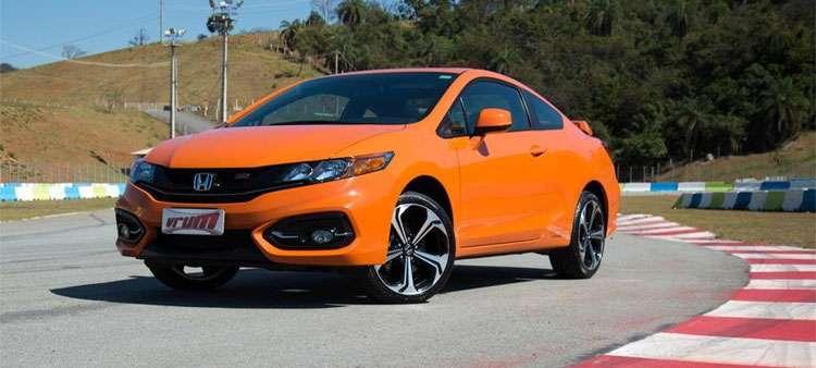 Honda Civic Si 2015 � carro para entusiasta de esportivo cl�ssico