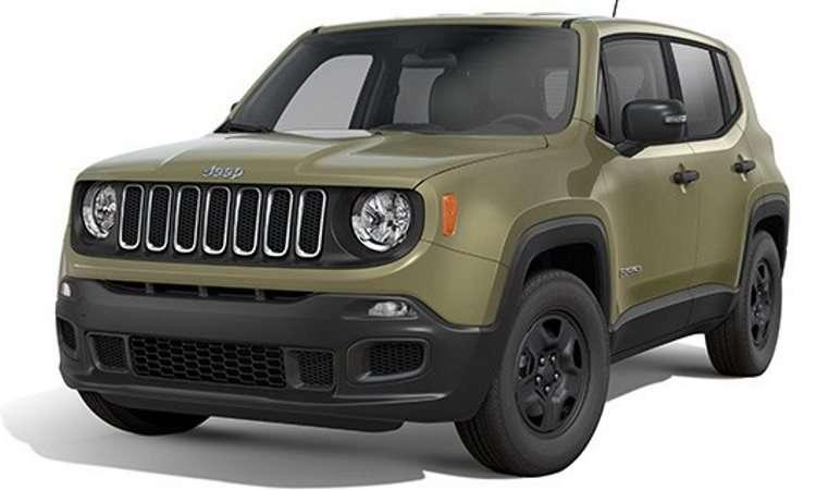 Jeep amplia fam�lia Renegade ao lan�ar vers�o mais barata, com motor 1.8 e pre�o abaixo de R$ 70 mil