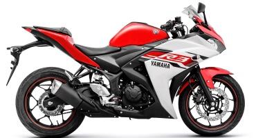 Yamaha YZF-R3 mostra desempenho esportivo sem abrir m�o do conforto
