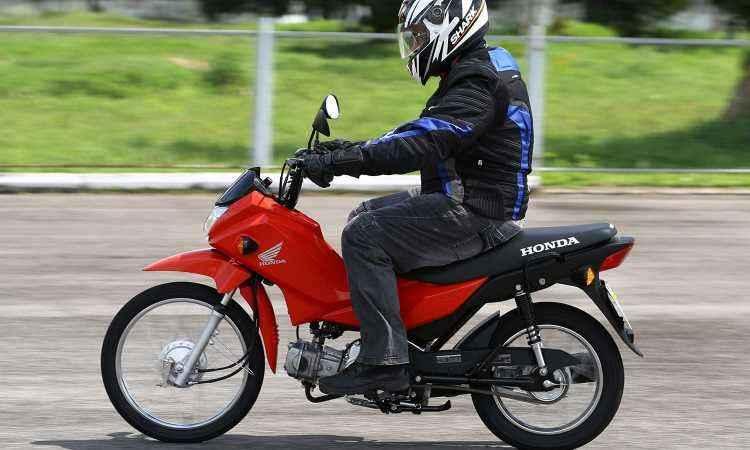 Honda Pop ganha novo design e motor de 110cm�