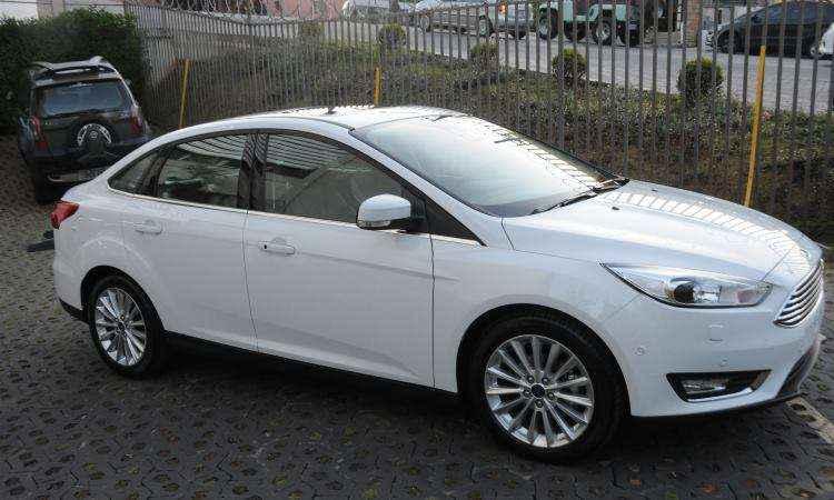 Novo Ford Focus Titanium Plus � encontrado com dificuldade nas revendas de Belo Horizonte
