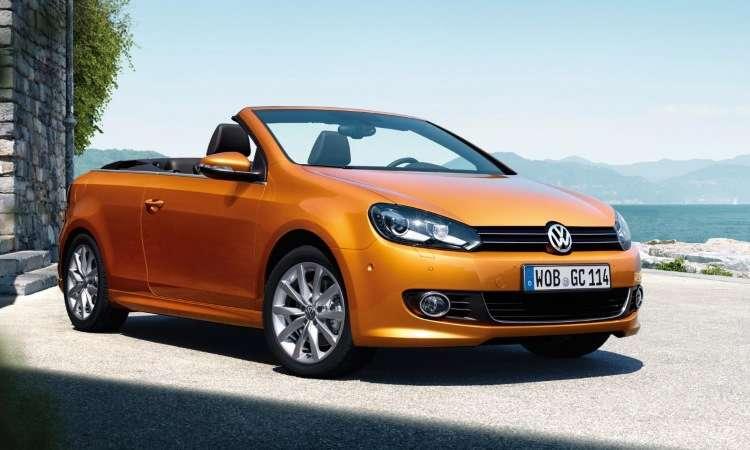 VW adia Golf 7 Cabriolet em nova reestiliza��o