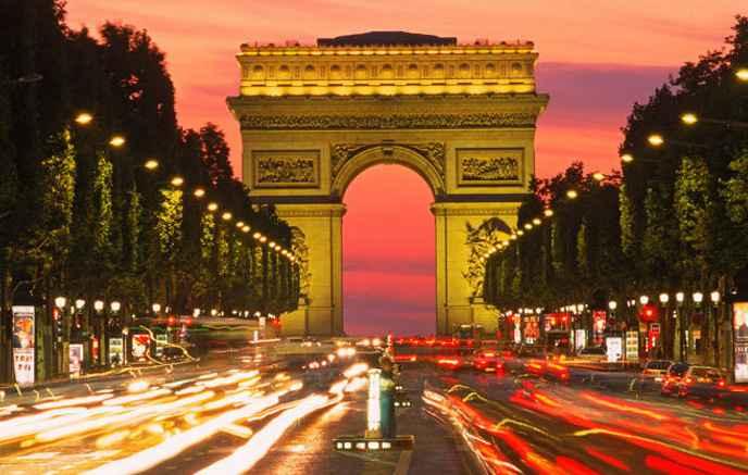 Paris ter� um dia sem carros para incentivar o transporte sustent�vel