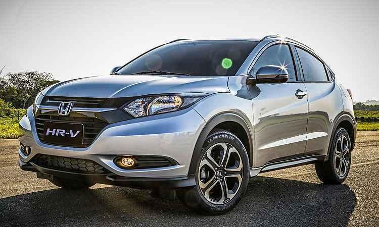 Crise? N�o para o Honda HR-V, que � o SUV mais vendido no Brasil