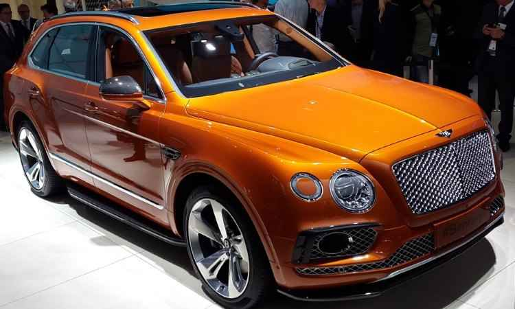 Bentley Bentayga - Pedro Cerqueira/EM/D.A Press